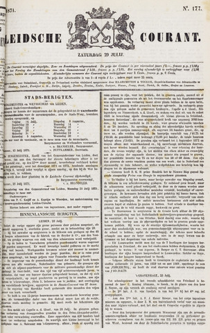 Leydse Courant 1871-07-29