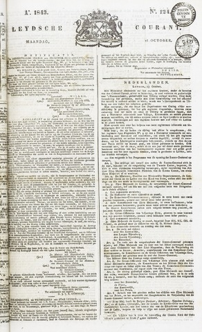 Leydse Courant 1843-10-16
