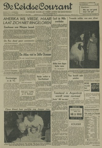 Leidse Courant 1959-01-22