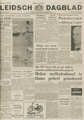 Leidsch Dagblad 1966-06-10