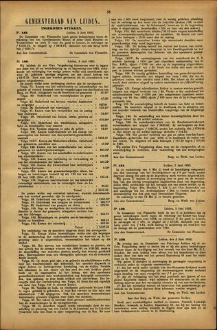 Handelingen van de Raad 1893-06-02