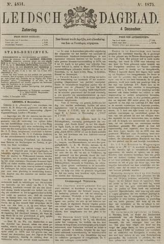 Leidsch Dagblad 1875-12-04