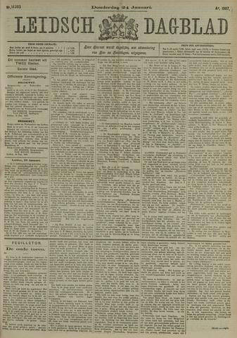 Leidsch Dagblad 1907-01-24