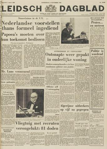 Leidsch Dagblad 1961-11-09