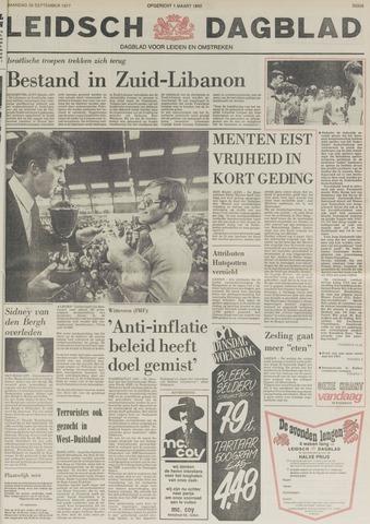 Leidsch Dagblad 1977-09-26