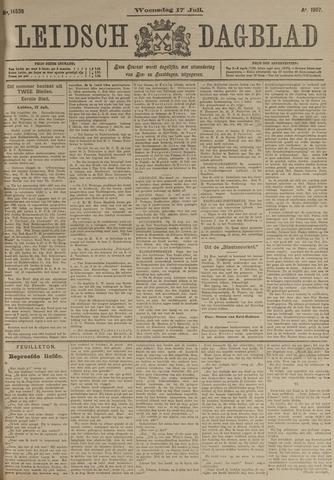 Leidsch Dagblad 1907-07-17