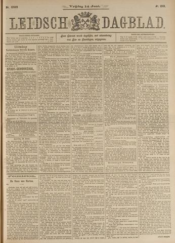 Leidsch Dagblad 1901-06-14