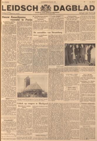 Leidsch Dagblad 1949-06-09