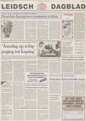 Leidsch Dagblad 1988-07-13