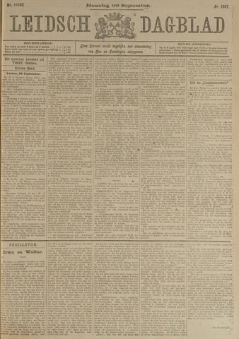 Leidsch Dagblad 1907-09-30