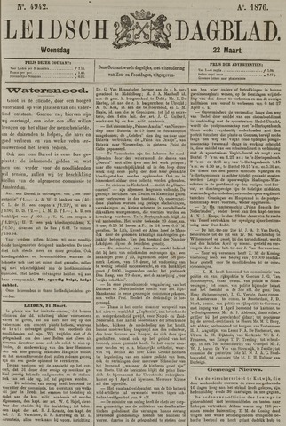 Leidsch Dagblad 1876-03-22