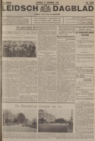 Leidsch Dagblad 1937-11-27