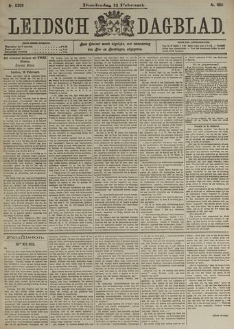 Leidsch Dagblad 1897-02-11