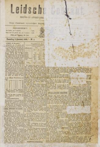 Leydse Courant 1888