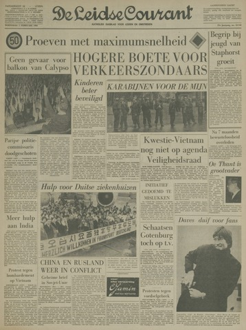 Leidse Courant 1966-02-02