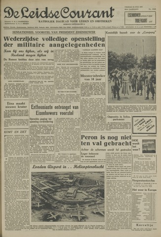 Leidse Courant 1955-07-22
