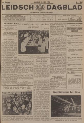 Leidsch Dagblad 1938-05-16