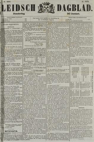 Leidsch Dagblad 1873-01-30