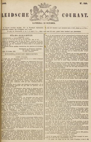 Leydse Courant 1883-10-20