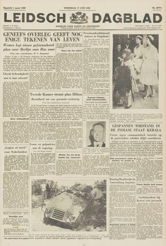 Leidsch Dagblad 1959-06-17