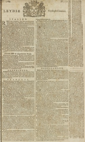 Leydse Courant 1769-09-29