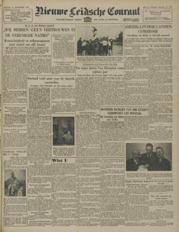 Nieuwe Leidsche Courant 1947-09-19