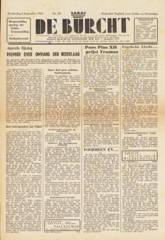 De Burcht 1945-09-06
