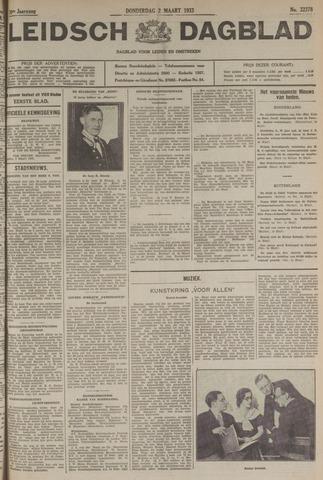 Leidsch Dagblad 1933-03-02