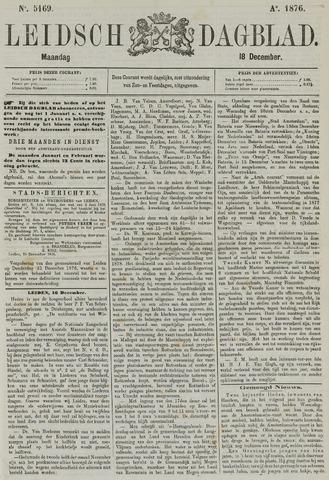 Leidsch Dagblad 1876-12-18