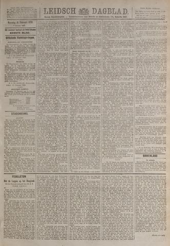 Leidsch Dagblad 1920-02-16