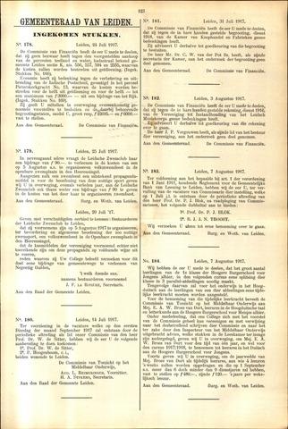 Handelingen van de Raad 1917-07-24