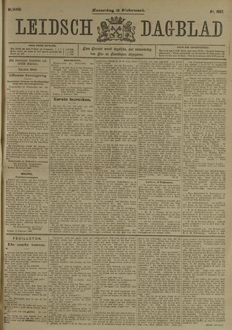 Leidsch Dagblad 1907-02-02
