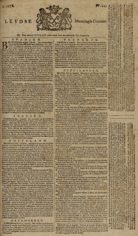 Leydse Courant 1778-08-24