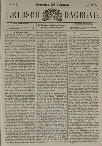Leidsch Dagblad 1880-01-24