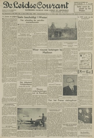 Leidse Courant 1948-10-29