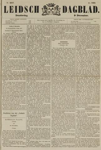 Leidsch Dagblad 1869-12-09