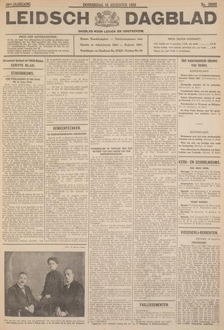 Leidsch Dagblad 1928-08-16