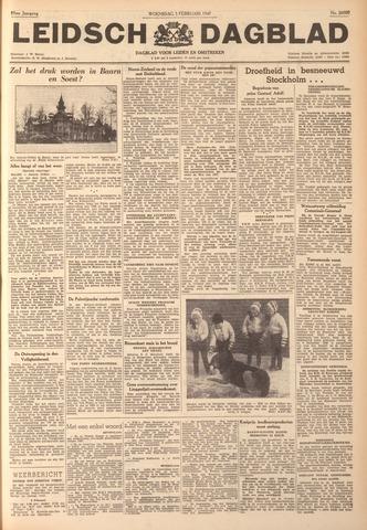 Leidsch Dagblad 1947-02-05