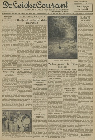 Leidse Courant 1948-10-12