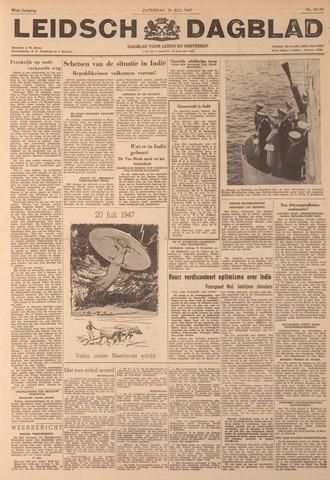 Leidsch Dagblad 1947-07-26