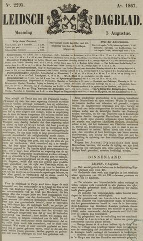 Leidsch Dagblad 1867-08-05