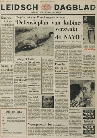 Leidsch Dagblad 1974-07-09