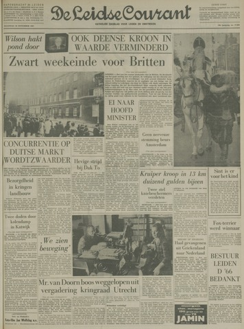 Leidse Courant 1967-11-20