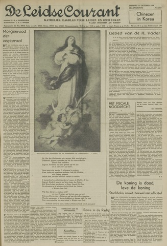Leidse Courant 1950-10-31