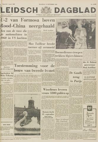 Leidsch Dagblad 1962-09-10