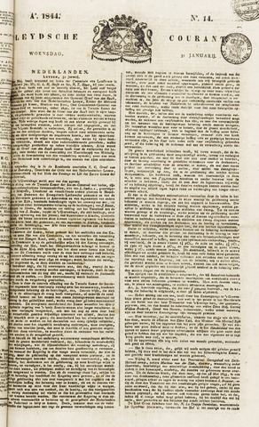 Leydse Courant 1844-01-31
