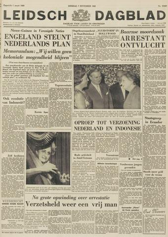 Leidsch Dagblad 1961-11-07