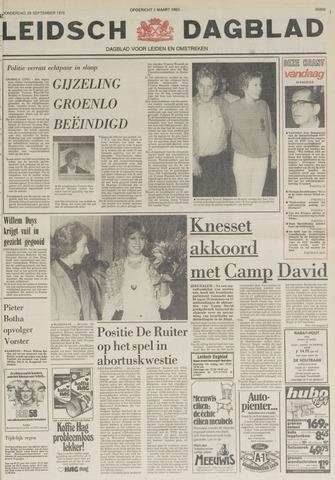 Leidsch Dagblad 1978-09-28