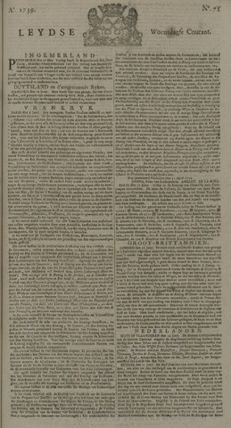 Leydse Courant 1739-06-17
