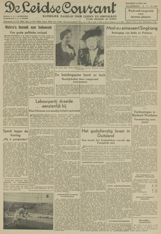 Leidse Courant 1950-06-19